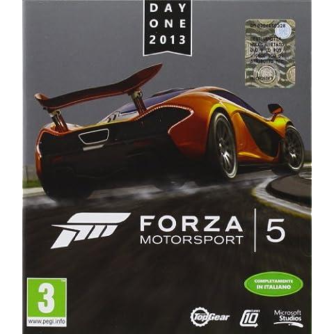 Forza Motorsport 5 - Day-One Edition [Importación Italiana]