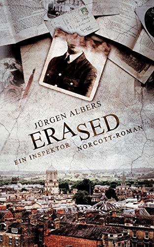 Buchseite und Rezensionen zu 'Erased: Ein Charles Norcott-Roman' von Jürgen Albers