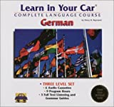 German: Levels 1-3 (Learn in Your Car)
