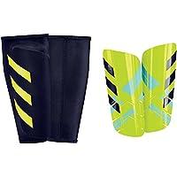 Adidas Ghost Pro Espinilleras, Unisex Adulto, Amarillo (Amasol/amabri / Azuene), M