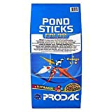 pondsticks 1 kg 8300 ml Alimento especial de Sticks para peces rojos y Koi