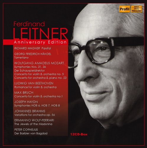 Preisvergleich Produktbild Ferdinand Leitner - Anniversary Edition