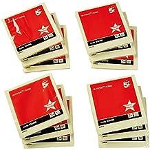 125x75 mm Global Notes 5655-01 Info Haftnotizen 12-er Pack gelb 100 Blatt pro Block