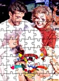 Photo gift Gifts of love online personalized gift Jigsaw puzzle game Gift for family and friends. Great birthday party gift idea. Excellent for kids. Jigsaw puzzle with your own family images or anything you like. Photo of kids printed makes great family game and gifting idea.