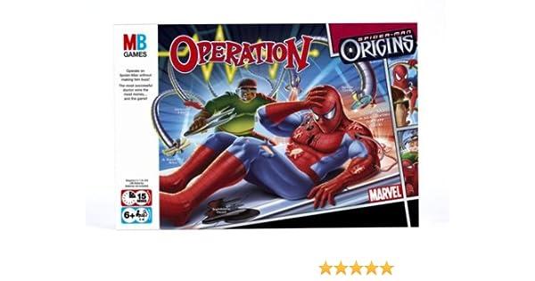 Hasbro Operation Spiderman