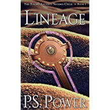 Lineage (The Young Ancients: Second Cycle Book 1) (English Edition)