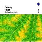 Debussy & Ravel : String Quartets  -  Apex