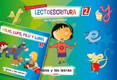 LECTOESCRITURA CUADERNO 2 + 1 CUENTO - 9788468306483