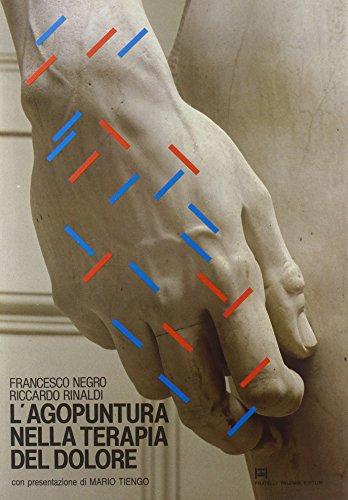 L'agopuntura nella terapia del dolore