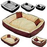 Beauty-Pet--Panier-lit-avec-coussin-pour-chien-et-chat-3-tailles-2-coloris-Norme-CE