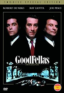 Goodfellas (2 Disc Special Edition) [1990] [DVD] (B0002W12K8) | Amazon price tracker / tracking, Amazon price history charts, Amazon price watches, Amazon price drop alerts