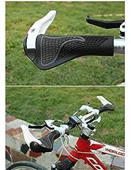 bioings (TM) Speical MTB bicicleta de carretera manillar antideslizante accesorios piezas aleación de bicicleta manillar bicicleta Fixie Grips steering-wheel yc066-sz