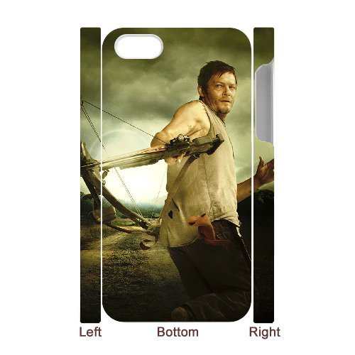 LP-LG Phone Case Of The Walking Dead For Iphone 5C [Pattern-6] Pattern-1