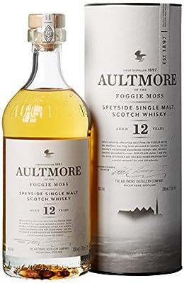 Aultmore 12 Jahre Single Malt Whisky (1 x 0.7 l)