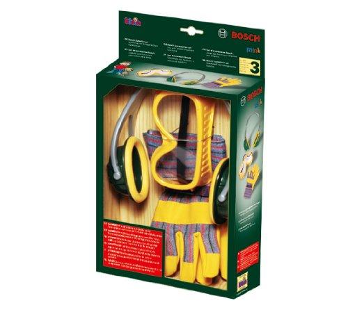 Bosch Toy Tool Case Accessories Set