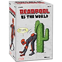 USAopoly USOPA011464 Marvel Deadpool Vs The World, Colores Mezclados
