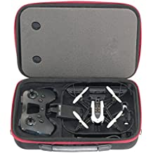 Anbee Bolso de Hombro Caso de Cáscara Duro caja para Parrot Minidrone Mambo y FLYPAD Control Remoto
