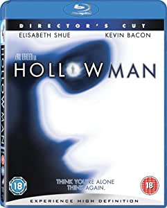 Hollow Man: Director's Cut [Blu-ray] [2007] [Region Free]