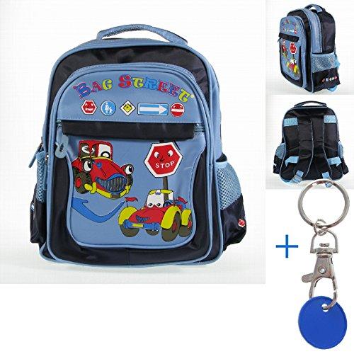 Boy-Bag-Street-Vorschulrucksack-Tasche-blau-Rucksack-Kinder-6818-Vorschule