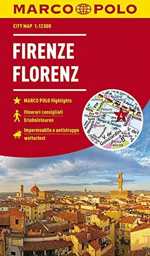 MARCO POLO Cityplan Florenz (MARCO POLO Citypläne)