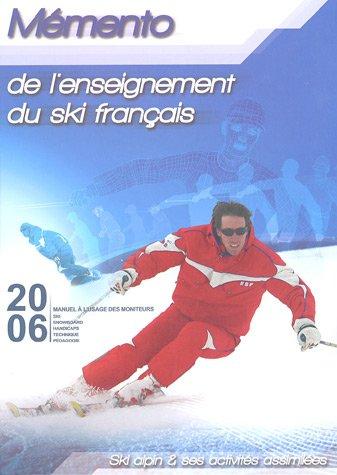 Mémento de l'enseignement du ski français (1DVD) par ENSA