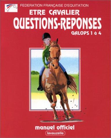Galops 1  4, manuel de questions/rponses