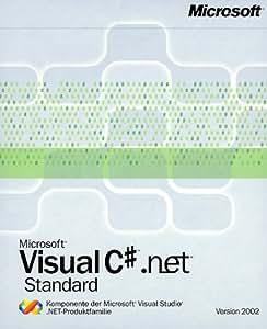 MS Visual C# .NET Std. 2002 CD