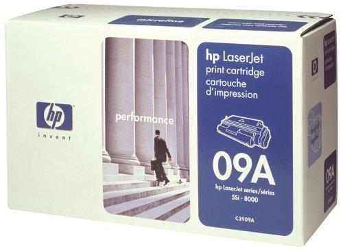HP Toner black, HV LJ5si 5mx 8000n gn [Bürobedarf & Schreibwaren] -