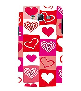 printtech Love Heart Design Back Case Cover for Samsung Galaxy J7 (2016 ) /Versions: J710F, J710FN (EMEA); J710M (LATAM); J710H (South Africa, Pakistan, Vietnam) Also known as Samsung Galaxy J7 (2016) Duos with dual-SIM card slots Asia/China model with 1080p display and 3 GB RAM