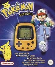 Nintendo Pokémon Pikachu