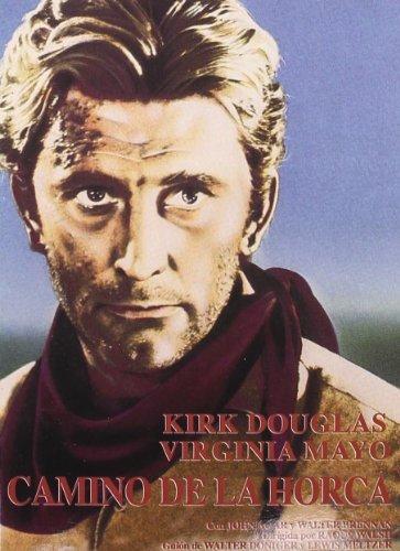 Along the Great Divide (AKA: The Travelers) [ DVD Region 2 ] Kirk Douglas Virginia Mayo by Kirk Douglas