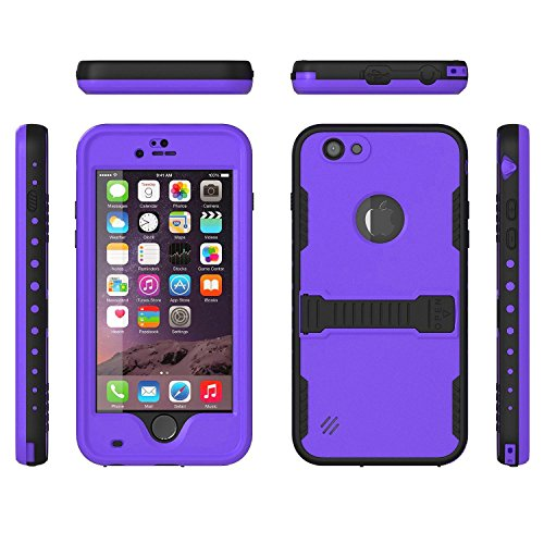Redpepper Coque étanche iPhone 6[nouvelle version] 6,6m sous l'eau et antichoc étanche anti poussière Housse de protection Coque résistante aux chocs pour iPhone 611,9cm