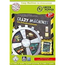 Crazy Machines: Die Erfinderwerkstatt [Green Pepper]