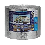 Reflectix 16 in. x 100 ft. Double Reflective Insulation with Staple Tab by Reflectix, Inc.
