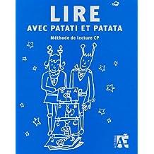 Lire avec Patati et Patata (+1 CDRom)