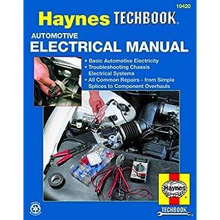 Automotive Electrical Manual (US) (Haynes Automotive Repair Manuals)