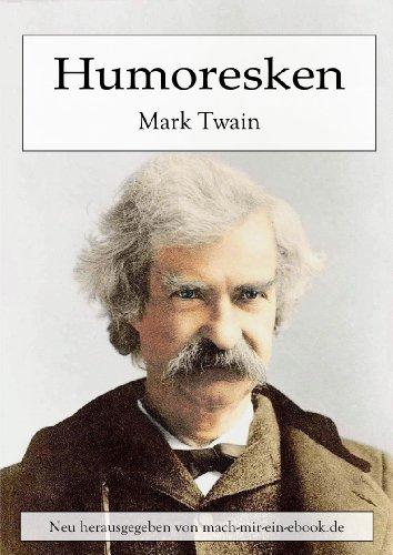 Buchseite und Rezensionen zu 'Humoresken' von Mark Twain