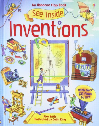See Inside Inventions Internet Reference (See Inside Board Books)