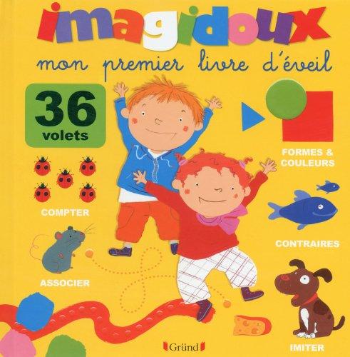 Imagidoux - Mon premier livre d'éveil
