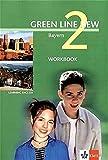 Green Line NEW Bayern: Workbook Band 2: 6. Schuljahr (Green Line NEW. Ausgabe für Bayern)