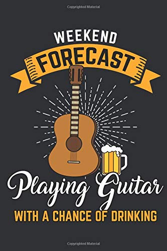 Guitar and Beer: Journal for Guitar Players