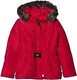 s.Oliver Mädchen Jacke 73.709.51.6979, Rot (Dark Red 3500), 164 (Herstellergröße: L)
