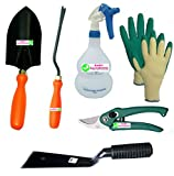 #7: Easy Gardening - Essential tools - Trowel Big, Weeder, 2