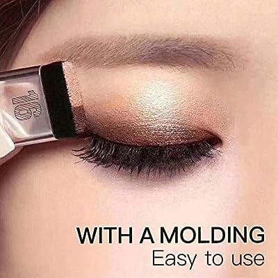 Qewmsg Doble Color Maquillaje