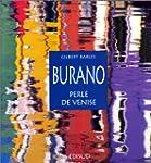 Burano, perle de Venise. Illustration...