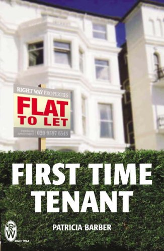 First Time Tenant (Right Way)