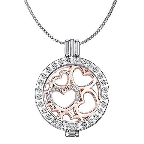 Xinmaoyuan Wedding Jewelry New Diy Lovers Jewelry My Coin Necklace
