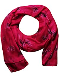 Women Scarf Trees Print Design Lightweight Scarves for Lady