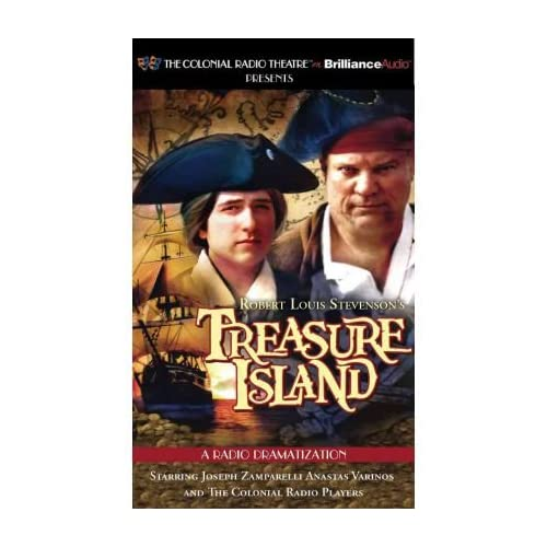 [(Robert Louis Stevenson's Treasure Island: A Radio Dramatization)] [Author: Robert Louis Stevenson] published on (July, 2011)