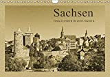 Sachsen (Wandkalender 2018 DIN A4 quer): Ein Kalender im Zeitungsstil (Monatskalender, 14 Seiten ) (CALVENDO Orte) [Kalender] [Apr 01, 2017] Kirsch, Gunter